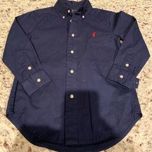 Polo Ralph Lauren Bottom Down Shirt